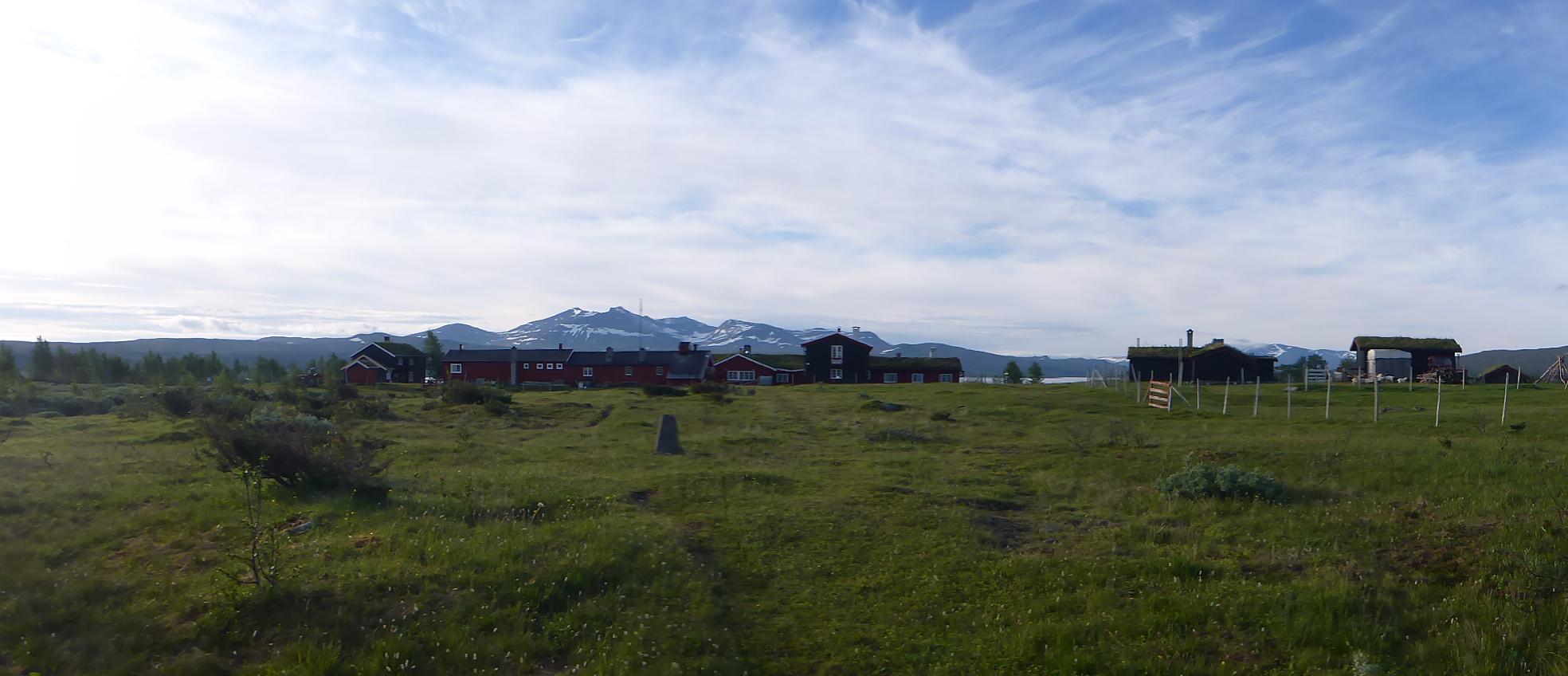 Storerikvollen i Sylan. Foto: Fjelldriv
