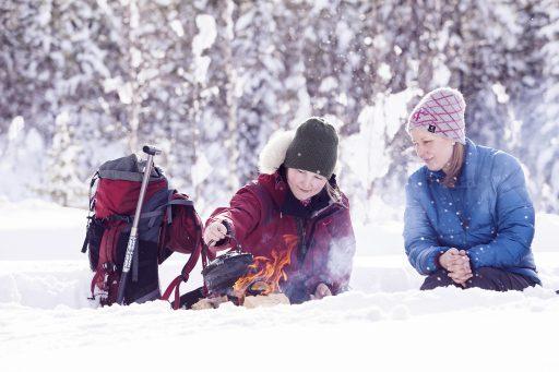 Solveig og Marit i Fjelldriv